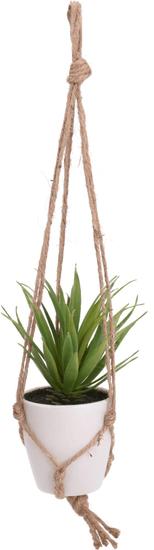 Koopman Závesná dekoratívna umelá kvetina, dekor č. 2