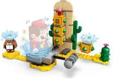 LEGO zestaw Super Mario™ 71363 Desert Pokey - zestaw rozszerzający
