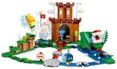 LEGO zestaw Super Mario™ 71362 Atak piranii - zestaw rozszerzający
