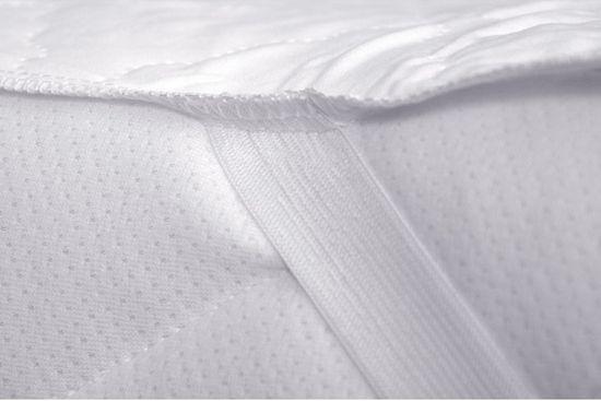 Aaryans Nepropustný prošívaný chránič matrace (Wave) Rozměry: 90 x 200 cm
