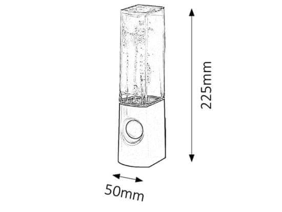 Rabalux USB zvočnik 4540 Xander