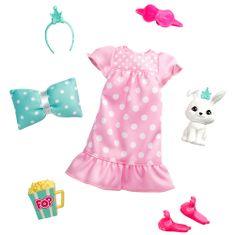Mattel Barbie Princess Adventure Žival in obleke z dodatki, zajček