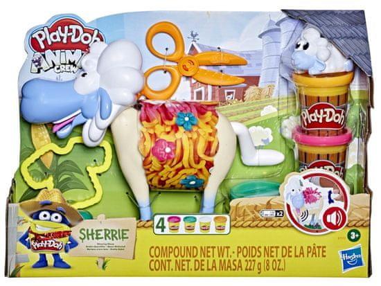 Play-Doh ovčka - Odprta embalaža
