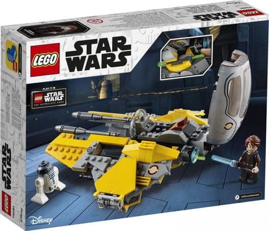 LEGO Star Wars™ 75281 Anakin jedijski borec