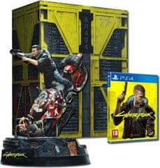 CD PROJEKT Cyberpunk 2077 Collector's Edition igra (PS4)
