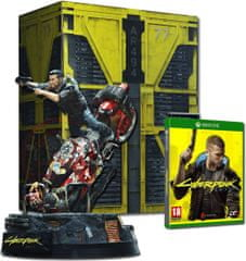 CD PROJEKT Cyberpunk 2077 Collector's Edition igra (Xbox One)