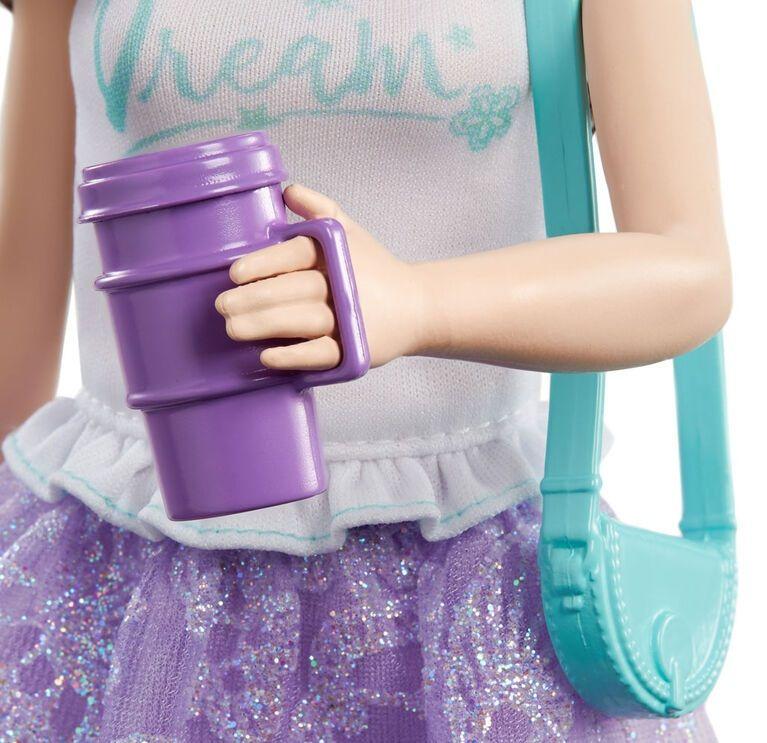 Mattel Barbie Princess Adventure Kamarádka Renee - rozbaleno