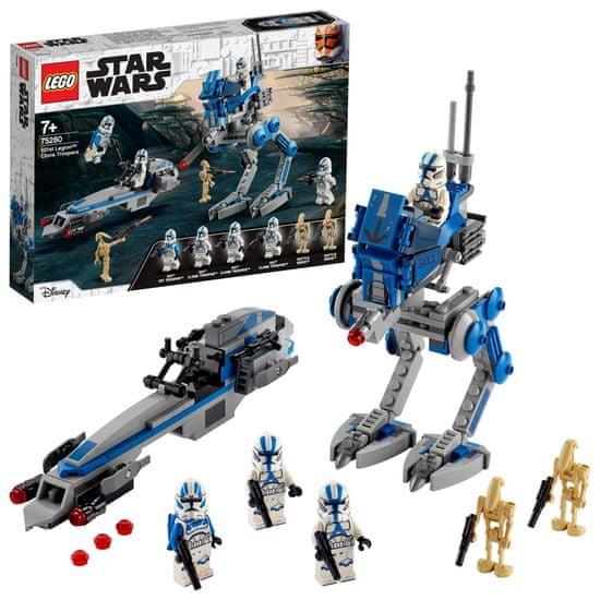 LEGO Star Wars™ 501st Legion™ Clone Troopers