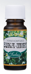 Saloos Vonná směs Euka Mint 10 ml