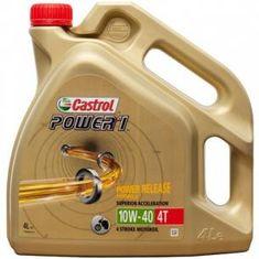 Castrol Power 1 4T 10W-40 (4 l)