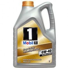 Mobil 1 FS 0W-40 (5 l)