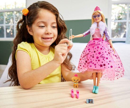 Mattel princeska Deluxe