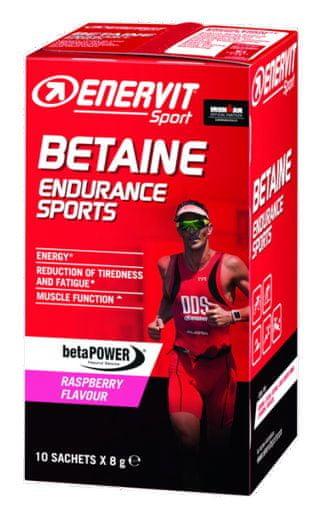 Enervit Betaina Endurance Sports 10×8g