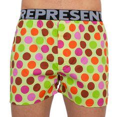 Represent Pánske trenky exclusive Mike color dots - veľkosť XL