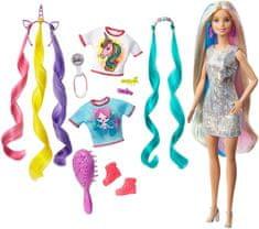 Mattel Barbie Panenka s pohádkovými vlasy