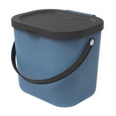 Rotho koš za biološke odpadke, 6 l, temno moder