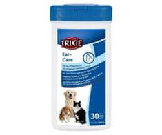 Trixie Ušní péče - čistící ubrousky, trixie, péče o oči, uši