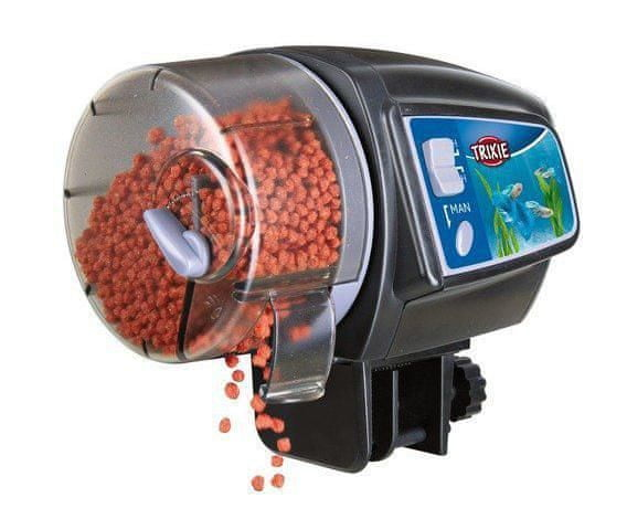 Trixie Futter-automat Fa-24 Automatické Krmítko Pro Ryby Trixie