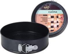 Koopman Forma na pečenie kruhová s klipom Ø 24 cm