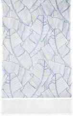 Lene Bjerre Tekalna plast PALMIA, modra