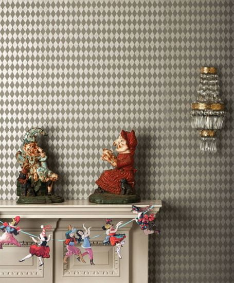 Cole & Son Ozadje TITANIA 14061, kolekcija WHIMSICAL