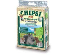 JRS Chipsi lisované hobliny jablko 60 l, podestýlky, hlodavci