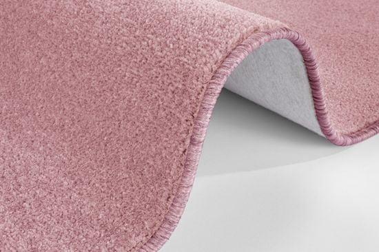 Hanse Home Kusový koberec Nasty 104446 Light-Rose