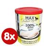 FALCO MAX Deluxe konzerve za odrasle pse, piščančje prsi brez kosti, 8x 800 g