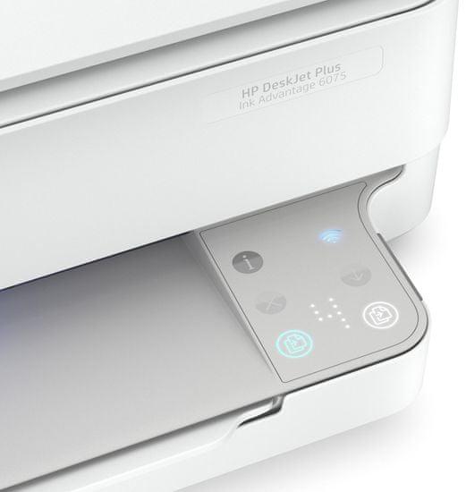 HP Deskjet Plus 6075 Ink Advantage All-in-One (5SE22C)