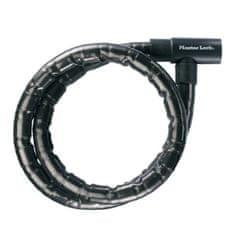 MasterLock 8115EURDPS Panceřované ocelové lanko - 120cm