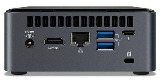 Intel Intel NUC 10 Performance kit NUC10i7FNH mini računalnik (BXNUC10I7FNH2)