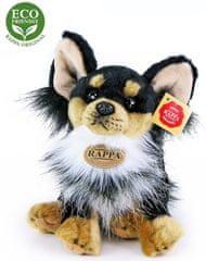 Rappa Plyšový pes čivava sedící, 24 cm, ECO-FRIENDLY