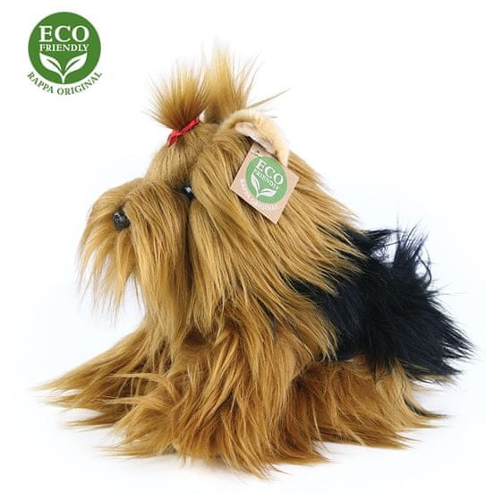 Rappa Plišani pas Yorkshire Terrier, 23 cm Eco Friendly
