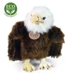 Rappa Plyšový vták orol stojaci, 24 cm, ECO-FRIENDLY