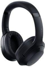 Razer Opus brezžične slušalke, črne - Odprta embalaža