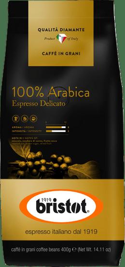 Bristot 100% Arabica 400 g