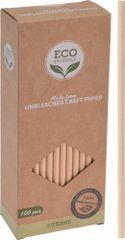 Koopman Papierová EKO slamka 100 ks