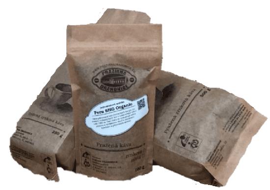 Pražírna Drahonice Peru SHG Organic