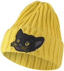 Puma čiapka Animal Beanie detská, žltá