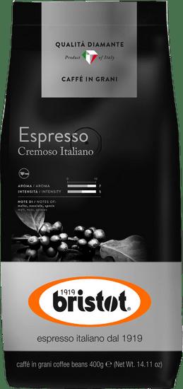 Bristot Espresso Cremoso 400 g