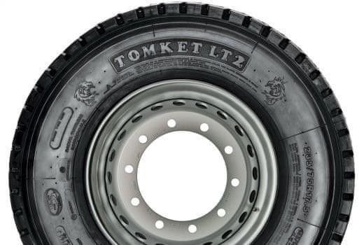 TOMKET LT2 16PR 3PMSF 215/75 R17.5 J135