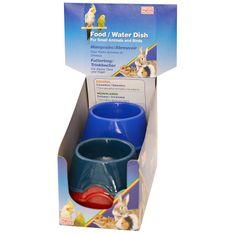 PENN PLAX Tál műanyag 60ml small rágcsálóknak
