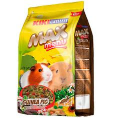 Kiki MAX Menu Guinea Pig 2kg krmivo pro morčata