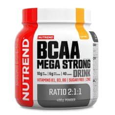 Nutrend BCAA Mega Strong Drink 400 g - černý rybíz