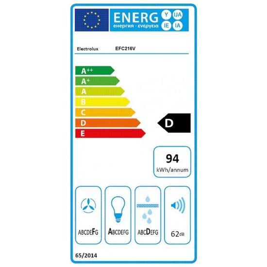 Electrolux EFC216V - zánovní