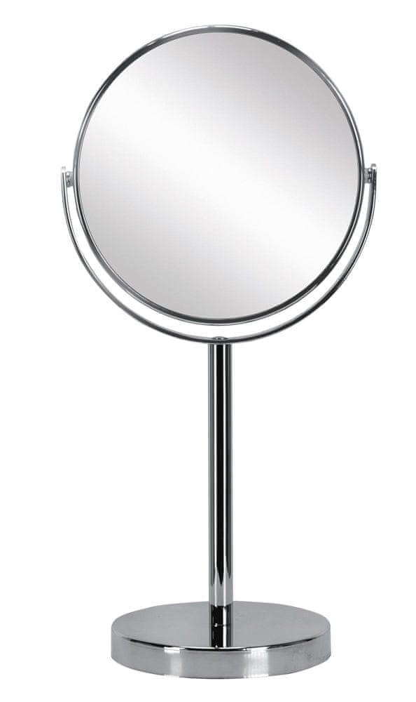 Kleine Wolke Kosmetické zrcadlo Base stříbrná