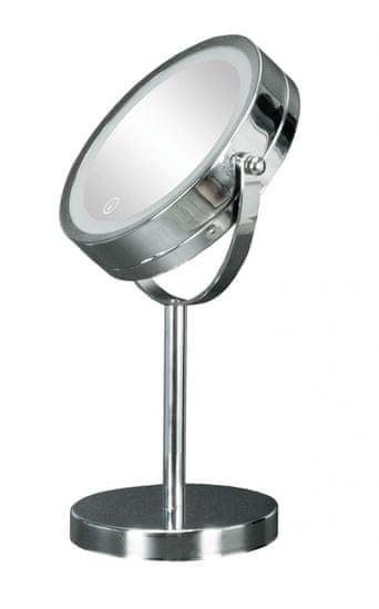 Kleine Wolke Bright kozmetikai tükör, ezüst