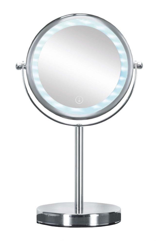 Kleine Wolke Kosmetické zrcadlo Bright stříbrná
