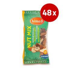 Bimed Nut Mix mešanica oreščkov, 48 x 60 g