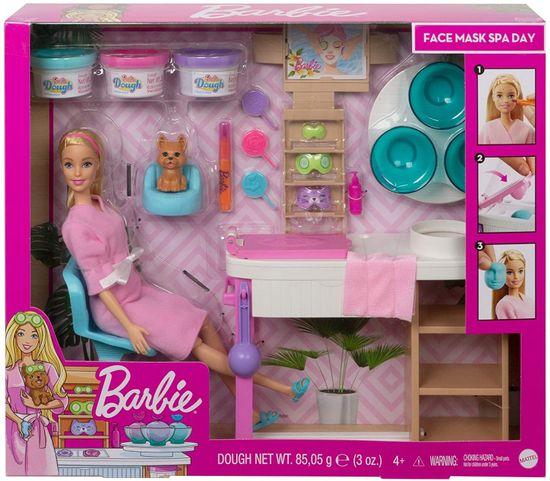 Mattel lalka Barbie Salon Piękności